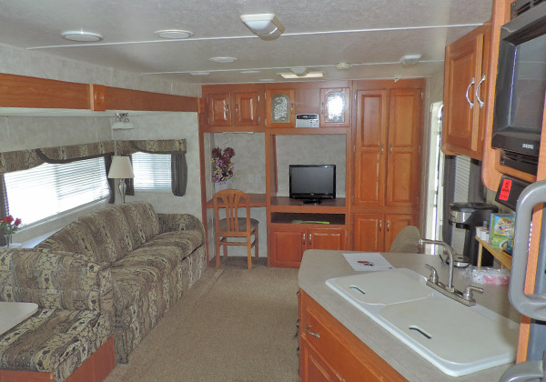 Moose River Campground - RV Rental