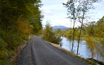 The Lamoille Valley Rail Trail