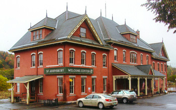Discover St. Johnsbury, Vermont